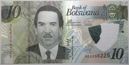 Botswana - 10 Pula - 2018 - PICK 35a - NEUF - Botswana