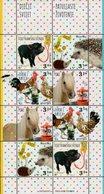 Croatia - 2020 - Pigmy Animals - Mint Miniature Stamp Sheet - Croatia