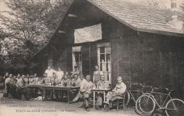 14 Percy En Auge. La Cantine - France