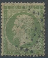 Lot N°55617  N°20, Oblit Cachet A Date Et Losange - 1862 Napoleon III