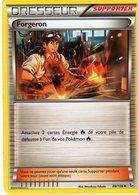 Carte Pokemon 88/106 Forgeron 2014 - Pokemon