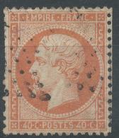 Lot N°55618  N°23, Oblit - 1862 Napoleon III
