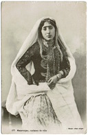 CPA Algérie. Mauresque, Costume De Ville, 1915 - Vrouwen