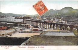 MEXICO Mexique - ZACATECAS : Acueducto Y La Bufa - CPA 1914 - AMERIQUE DU SUD South America Sudamerica - Mexique