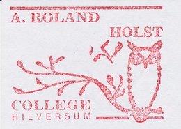 Meter Cut Netherlands 1992 - Eedenlaan Bird - Owl - Vogels