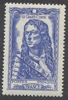 France N°615  Neuf ** 1944 - France