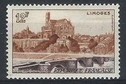 MM-/-642. N° 1018,  * *   , Cote 2.00 €, A Saisir, Je Liquide - Unused Stamps
