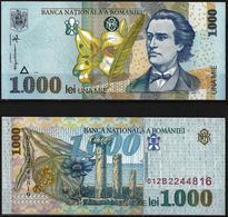 1.000 LEI BANKNOTE FROM ROMANIA EDITED IN 1998 - Romania