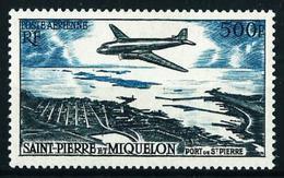 St.Pedro Y Miquelón Nº A-23 Nuevo* Cat,60€ - Aéreo