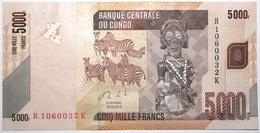 Congo (RD) - 5000 Francs - 2013 - PICK 102b - NEUF - Congo