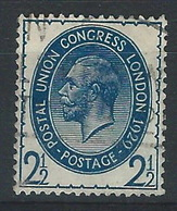 MM-/-.639-.  N° 181, Obl. , Cote 13.50 €,  Liquidation - 1902-1951 (Könige)