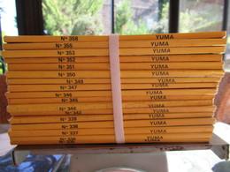 Lot De 17  Yuma N°358 A 335   Bon Etat - Yuma