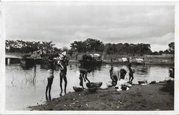SOUDAN - Lessive Au Bord Du Niger - Sudán