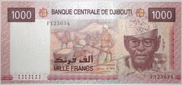 Djibouti - 1000 Francs - 2005 - PICK 42a - NEUF - Djibouti