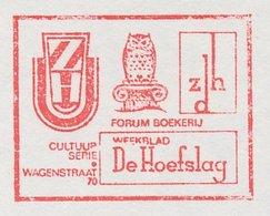 Meter Cut Netherlands 1975 Bird - Owl - Vogels