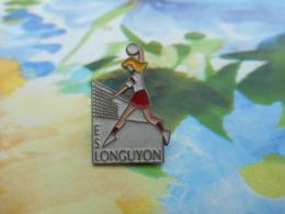 A057 -- Pin's ES Longuyon - Handball