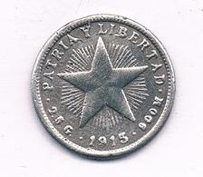 DIEZ CENTAVOS 1915 CUBA /4056/ - Cuba