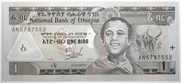 Éthiopie - 1 Birr - 1997 - PICK 46a - NEUF - Etiopia