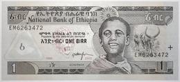 Éthiopie - 1 Birr - 2003 - PICK 46c - NEUF - Etiopia