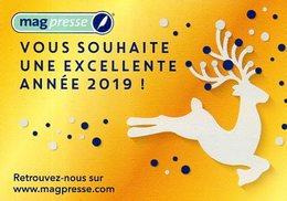 Calendrier PF Magpresse 2019 - Calendars