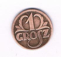 1 GROSZ 1928 POLEN /4060/ - Polen
