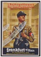 Dt- Reich (005192) Propaganda Privatganzsache Fech PP127/C 47, 1.Reichswettbewerb Für Saalflugmodelle, Blanco Gestempelt - Germany
