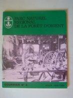 PARC NATUREL REGIONAL DE LA FORET D'ORIENT. LUSIGNY-SUR-BARSE. AUBE. SOMMAIRE DANS LE DESCRIPTIF. - Champagne - Ardenne