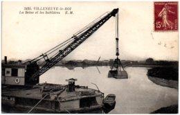 94 VILLENEUVE-le-ROI - La Seine Et Les Sablières - Villeneuve Le Roi