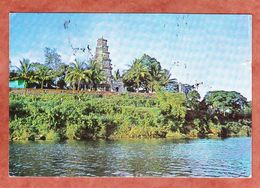 Thien Mu Pagode, Eroberungsdaten, Hanoi Nach Gera 1982 (94359) - Vietnam
