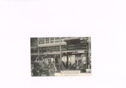 Les Grandes Industries Belges,ateliers Carels Frères Gand,un Coin De La Halle De Montage,Désiré Van Dantzig Et Fils Brux - Gent