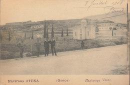 Grèce :  Environs D'Itéa   ///   Mai . 20 ///  Ref.  11374 - Grecia