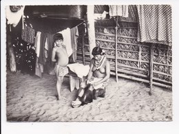 CP GUYANE Interieur De Case Indienne à AWARA - Otros