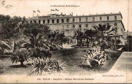 06 NICE JARDIN HOTEL RIVIERA PALACE 260520 - Monumentos, Edificios