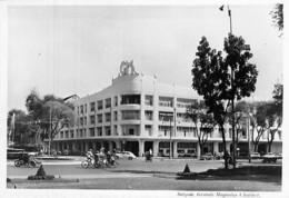 VIETNAM Viet Nam -  SAÏGON : Grands Magasins CHARNER - CPSM Dentelée Noir Blanc Format CPA - ASIE Asia Asien Azië - Vietnam