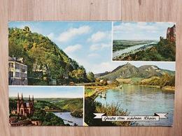 Ansichtskarte - Rhein - Rolandsbogen - Otros