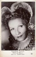 """Huguette Duflos Actrice Théâtre Comédie Française Cinéma Marie De Médicis Dans """"le Capitan"""" 1945 - Acteurs"""