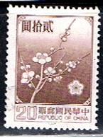 TAIWAN 119 // YVERT 1238 // 1979 - 1945-... République De Chine
