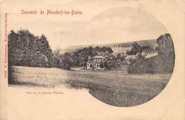 MONDORF Les BAINS - Vue Sur La Grande Piscine - Ed. Schumacher 19254. - Bad Mondorf