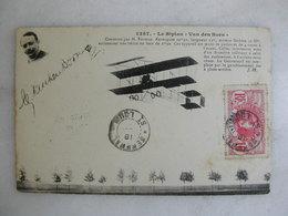 """AVIATION - Le Biplan """"Van Den Born"""" Construit Par H. Farman - ....-1914: Vorläufer"""