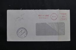 FRANCE - Enveloppe Commerciale De Tours En 1974 Pendant Le Grêve Des PTT - L 61363 - Marcophilie (Lettres)