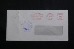 FRANCE - Enveloppe Commerciale De Angoulême En 1974 Pendant Le Grêve Des PTT - L 61364 - Marcophilie (Lettres)