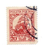 POLAND»1925»USED - Oblitérés