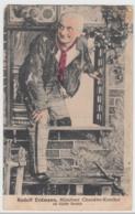 (98440) AK Komiker Rudolf Erdmann Als Fideler Strolch, 1919 - Cirque