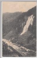 (98713) AK Espelandsfossen, Hardanger, Wasserfall, Pferdekutschen Vor 1945 - Norvège
