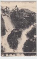 (98714) AK Hardanger, Laatefos, Odda, Wasserfall, Vor 1945 - Norvège