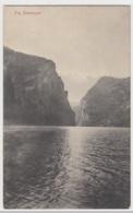 (98720) AK Fra Geiranger, Vor 1945 - Norvège