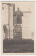 (98724) AK Oslo, Kristiania, Björnson Monument, Ab 1924 - Norvège