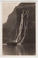 (98738) AK Geiranger, Syv Søstre, Sieben Schwestern, Wasserfall - Norvège