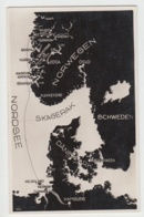 (98739) AK Reiseroute Hardanger- U. Sognefjord Norwegen - Norvège