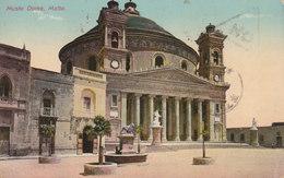 Malta : Musta Dome   ///   Mai . 20 ///  Ref.  11386 - Malta